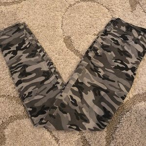 Rich and Skinny camo pants
